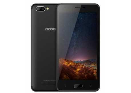 Doogee X20 černý