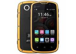 KENXINDA W5 žlutý, LTE, outdoorový a IP68 + záruka 25 měsíců a servis