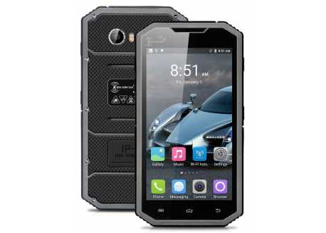 KENXINDA W7 šedý, 1/16GB, LTE, ooutdoorový a IP68 + záruka 25 měsíců a servis