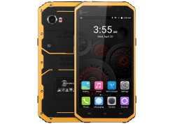 KENXINDA W9 žlutý, 2/16GB, LTE, outdoorový a IP68 + + záruka 25 měsíců a servis