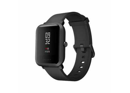 Xiaomi Amazfit BIP, chytré hodinky, černé