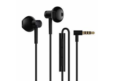Xiaomi Mi Dual Driver sluchátka černá