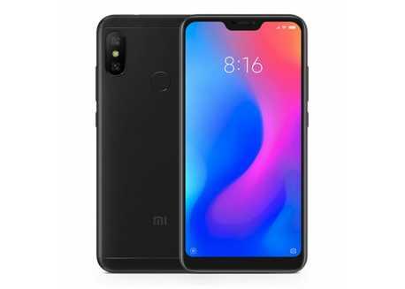 Xiaomi Mi A2 lite černý Global 3/32GB, LTE, 4.000mAh + záruka 25 měsíců a servis