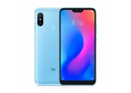 Xiaomi Mi A2 lite modrý Global 3/32GB, LTE, 4.000mAh, záruka 25 měsíců a servis