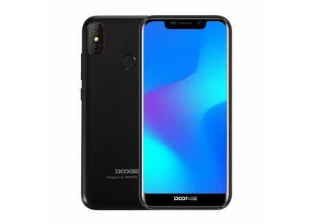 DOOGEE X70 2/16GB 4000 mAh, černá, Dual SIM, záruka 25 měsíců a servis