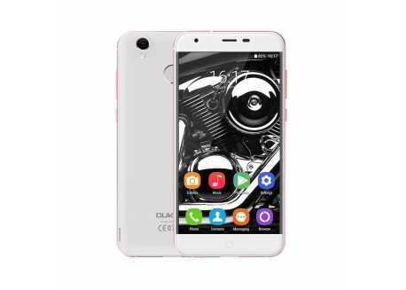 Oukitel K7000 bílý