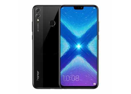 Huawei Honor 8X 4/64GB, černý Dual SIM, záruka 25 měsíců a servis