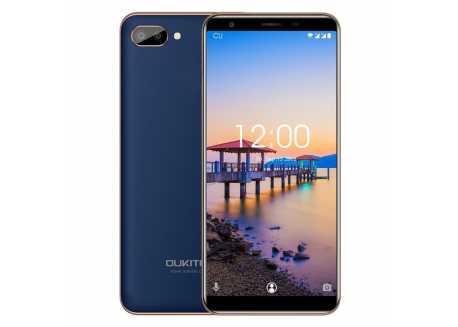 Oukitel C11 modrý 1/8GB, 4 jádro, záruka 25 měsíců a servis