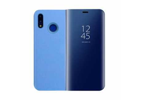 Pouzdro pro XIAOMI Redmi Note 5, flip modrá