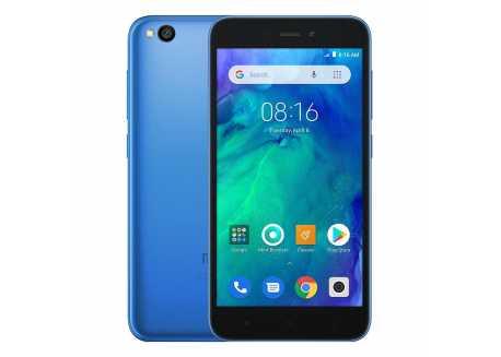 Xiaomi Redmi Go 1/8GB, LTE, 3000mAh, modrá