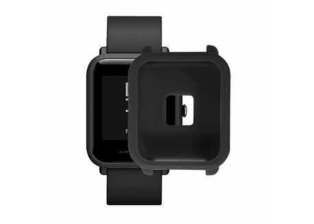 Ochranný rámeček na hodinky Xiaomi Amazfit BIP černý