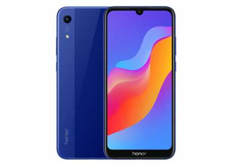 Huawei Honor 8A, dual SIM, 3020mAh, modrá, 25 měsíců záruky a servis