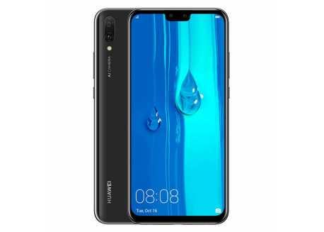 Huawei Y9, 4/64GB, LTE, 4000mAh, černá, 25 měsíců záruky a servis