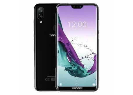 Doogee Y7 - N10 3/32GB 3360mAh, černá, 25 měsíců záruky a servis