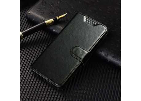 Pouzdro pro Doogee S60 a S60 lite, flip černá