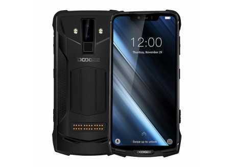 Doogee S90 6/128GB 5050mAh, černá, černá, 25 měsíců záruky a servis