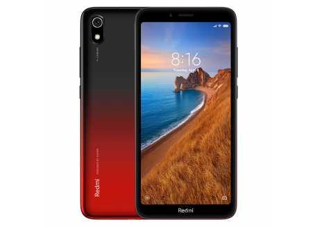 Xiaomi Redmi 7A 2/32GB, 4000mAh, červená, 25 měsíců záruky a servis