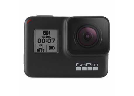 GoPro Hero 7 black,CHDHX-701RW outdoorová kamera, černá