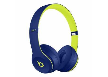 Beats Solo3 wireless sluchátka bezdrátová, zelenoindigová
