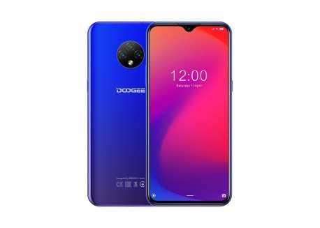 Doogee X95 2/16GB, 4350 mAh, modrá