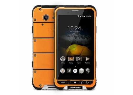 UleFone Armor oranžový