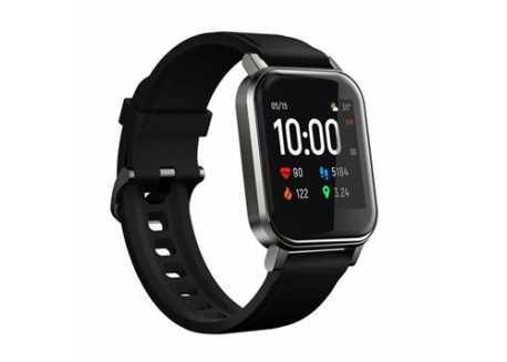Xiaomi Haylou LS02 Smartwatch Black 6971664930443