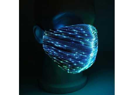 Symfony LED svítící rouška