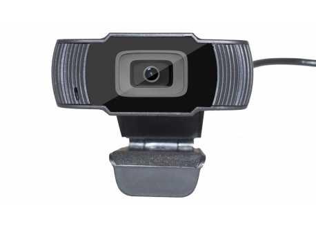 Symfony Webcamera s vestavěným mikrofonem 1080P, černá