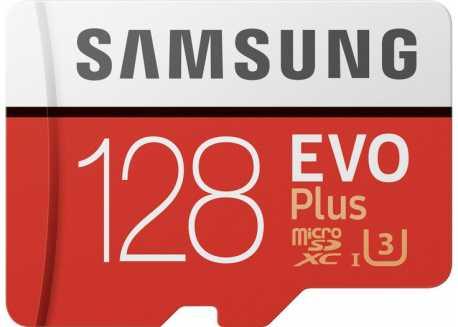 Samsung micro SDXC karta 128GB, CL10 - MC128HA/EU