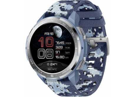 HONOR Watch GS Pro,chytré hodniky, modré