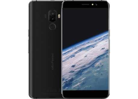 UleFone S8 Pro černý